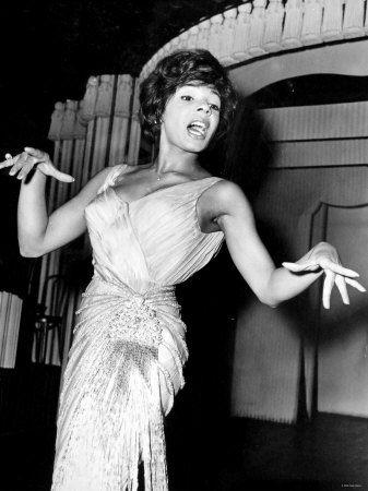 Shirley Bassey, 1961