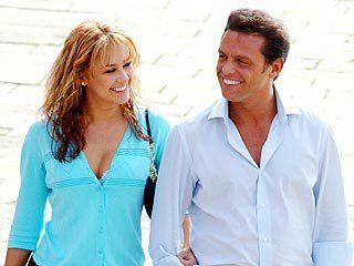 ¿Se casaron Luis Miguel y Aracely?