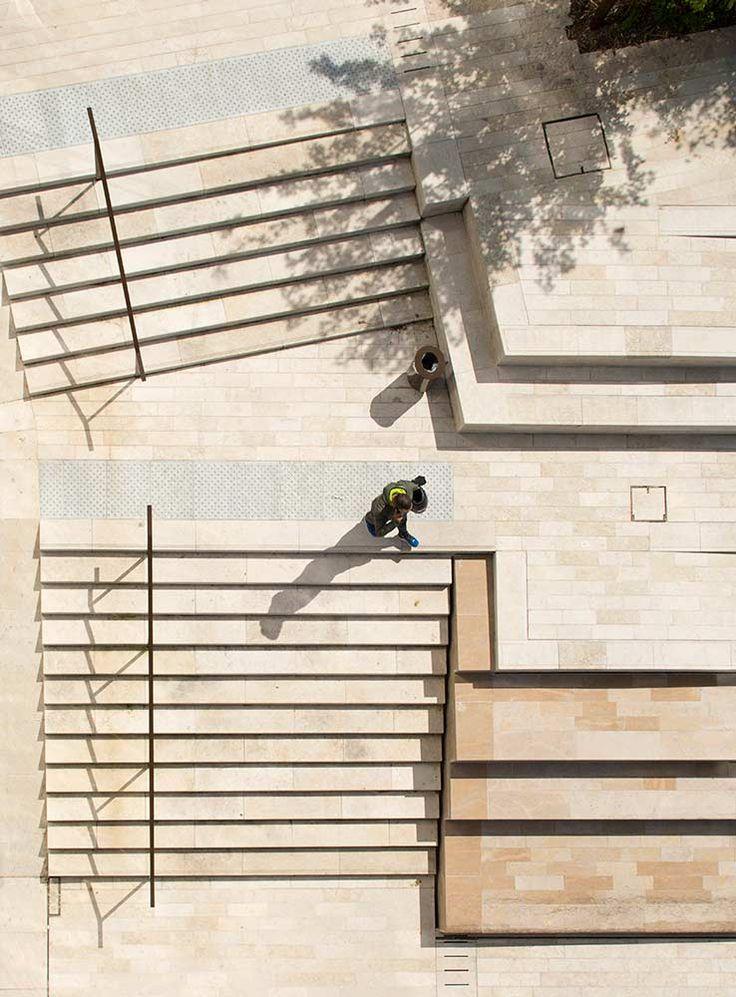 Town-Square-by-ateliers-2-3-4-09 « Landscape Architecture Works | Landezine