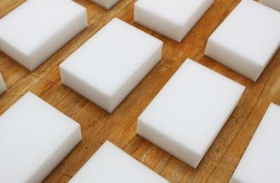 Melamine Foam is the Generic Brand of Magic Eraser (And it Costs Less, Too) | Apartment Therapy