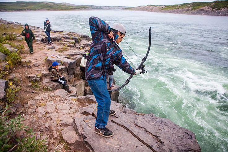 nunavut fishing license