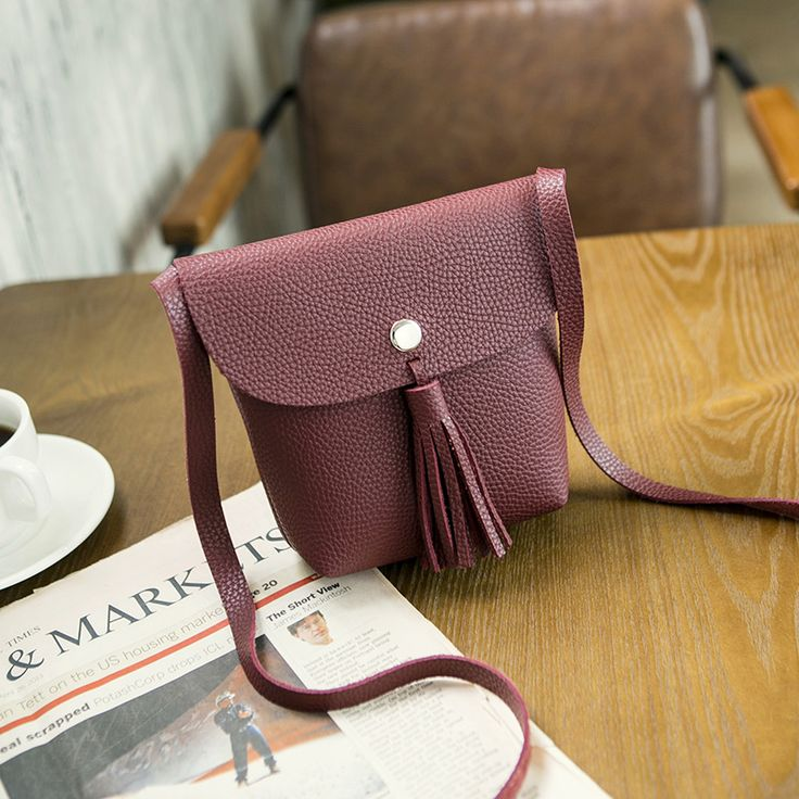 2016 New Trapeze Women Messenger Bags PU Leather Shoulder Handbags  Designer leather Women Bags Mini Bags Luxury Designer TJ-020