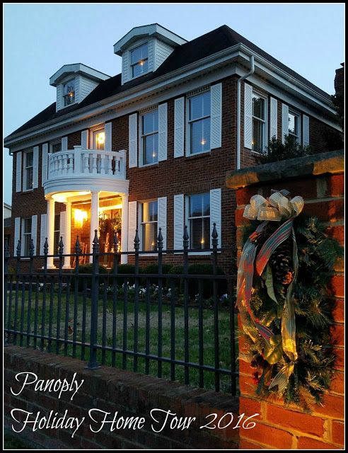 Panoply: Holiday Home Tour 2016