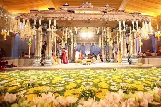 Jaimala or the Garlanding Ceremony : In the Kannada wedding, the bride is escorted to the mandap by her uncles. An interesting custom followed is that no ...