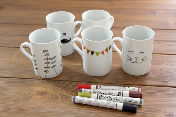 les 25 meilleures id es de la cat gorie tasses personnalis es sur pinterest sharpie de tasse. Black Bedroom Furniture Sets. Home Design Ideas