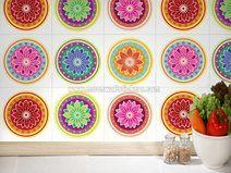 Wandtegels Decoratieve Stickers Mandalas