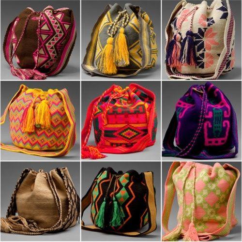 ☮ American Hippie Bohemian Style ~ Boho .. Bags!!