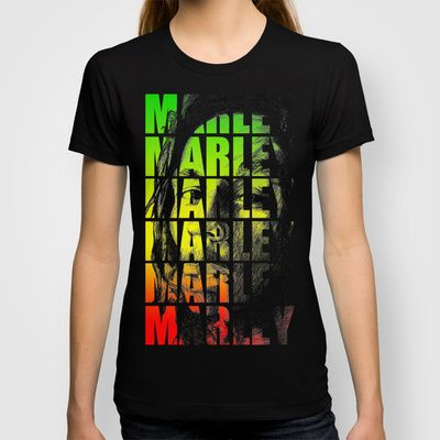 Mr.Marley T-shirt by DeMoose_Art - $22.00  Free Shipping + $5 Off Each Item in your shop!