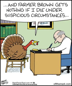Off the Mark Comic Strip, November 26, 2014 on GoComics.com