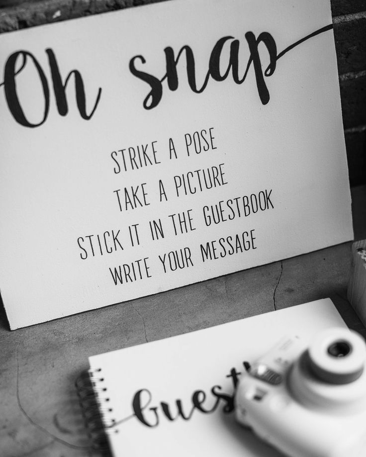 Oh Snap! Hand painted Polaroid Guestbook sign. Painted By Katie on etsy. https://www.etsy.com/uk/shop/PaintedbyKatie