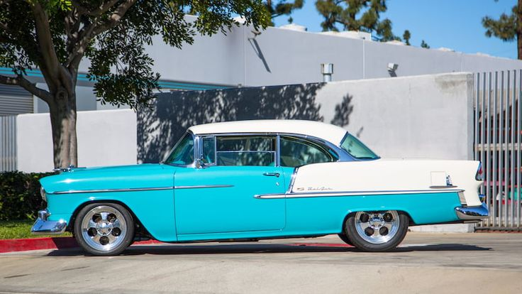 1955 Chevrolet Bel Air Resto Mod - 2