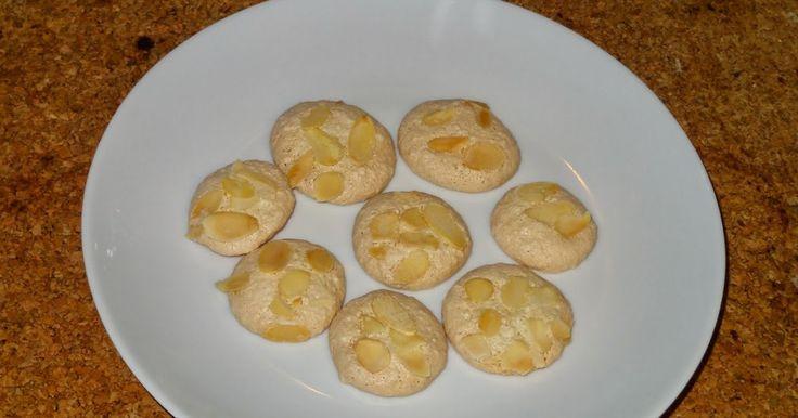 Escumes de Sitges - Lundi Pâtisserie