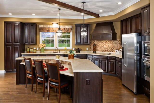 18 Best Kitchen Cabinet/floor Combos Images On Pinterest
