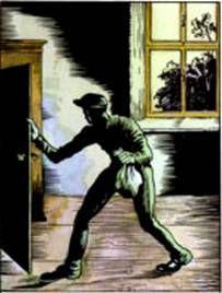 Ezoterikus iskola: Cigánykártya lapjai - tolvaj