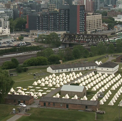 Regent Park Film Festival is Nov. 7-9. We're especially excited about 'The Encampment Project', a documentary about The Encampment installation from Luminato 2012.