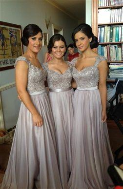 Discount Bridesmaid Dresses, Plus Size Bridesmaid Dresses, 2014 Bridesmaid Dresses - OuterInner.com P0151