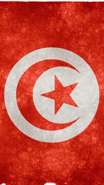 Tunisia Flag vive Tunisie malgré tous Lives Despite Everything