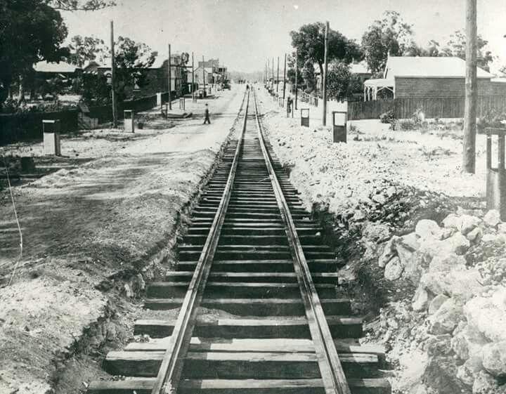 Subiaco in Western Australia (year unknown).