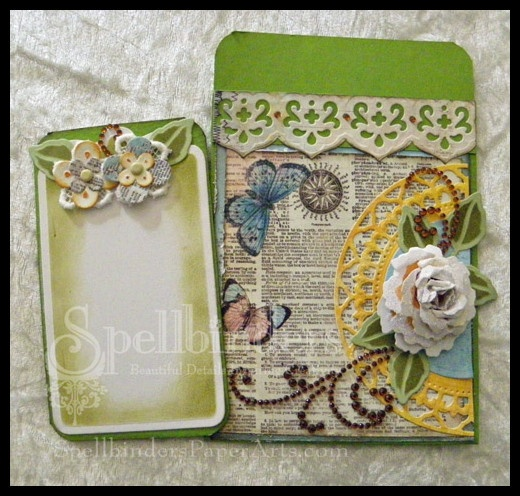 Spellbinders Paper Arts - Community - Blog - Search Results: Spellbinders Tutorials, Spellbinders Paper, Paper Art, Card Ideas, View Post, Pocket Cards