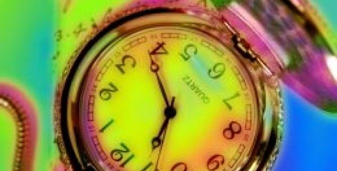 Time Tips for the Chronically Tardy