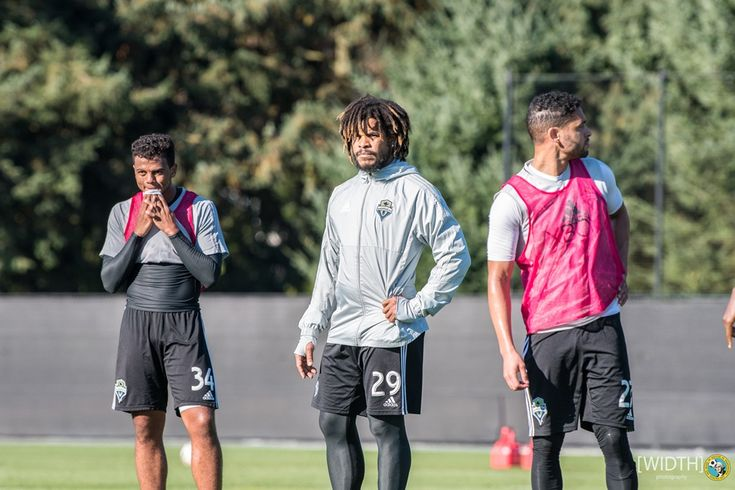 Sounders FC 2018 Preseason Presented by adidas begins January 22 at Starfire Sports