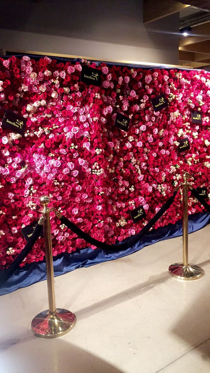 Blomstervegg til premiere på Vika kino