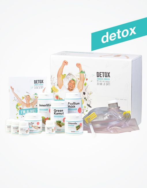 Detox kuur -- innerwave.nl
