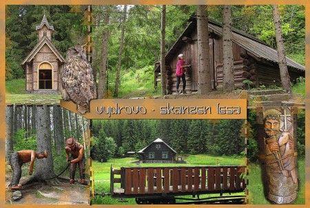 Lesnícky skanzen vo Vydrove a Deň stromu