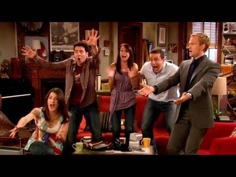 I love this show     How I Met Your Mother: Gym Funny, Funny Gym, Bestest Tv, Gym Humor, Himym, Funnies, Don'T Judge, Group Photos