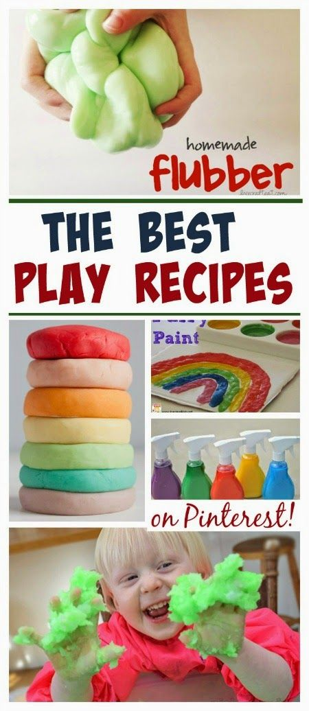 The Best Play Recipes | Growing A Jeweled Rose | Bloglovin'