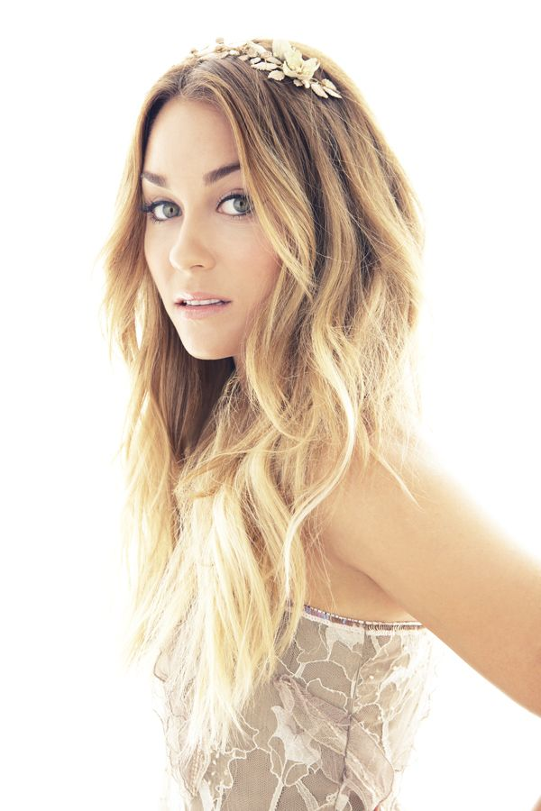 Lauren Conrad perfect hair color