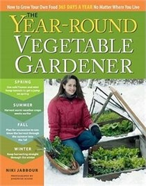 The Year-Round Vegetable Gardener: How to Grow Your Own Food 365 Days a Year, No Matter Where You Live by Niki Jabbour.  I just bought this book and find it to be very informative.  She lives in the same region as I do, and I am fascinated by the fact that you can keep your garden growing throughout the winter.  I don't have a garden yet, but plan to put one in next year, and can't wait to see what I can grow!