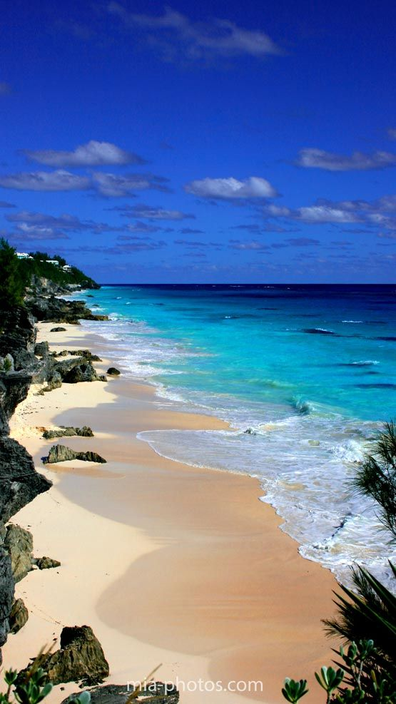 Island of Bermuda is a British Overseas Territory in the North Atlantic Ocean, located off the east coast of the United States. Its nearest landmass is Cape Hatteras, North Carolina.  Go to www.YourTravelVideos.com or just click on photo for home videos and much more on sites like this.
