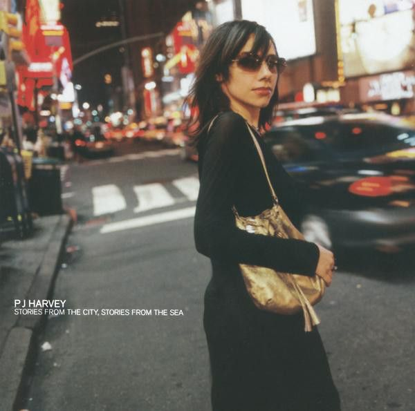 "2001 Mercury Prize winner: ""Stories From The City, Stories From The Sea"" by PJ Harvey - listen with YouTube, Spotify, Rdio & Deezer on LetsLoop.com"