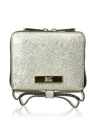 57% OFF Zac Zac Posen Women's Milla Zip-Around Indexer, Gold