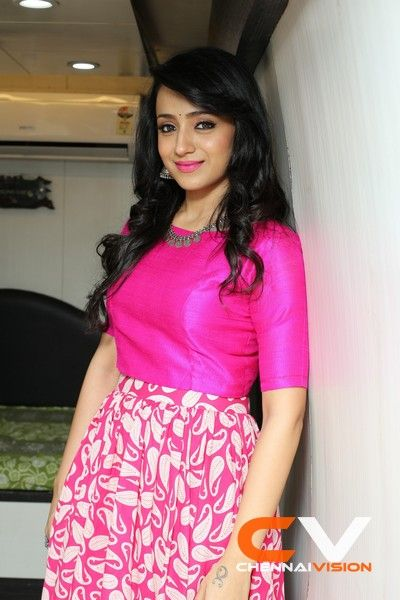 www.chennaivision.com - Tamil Actress Trisha Stills