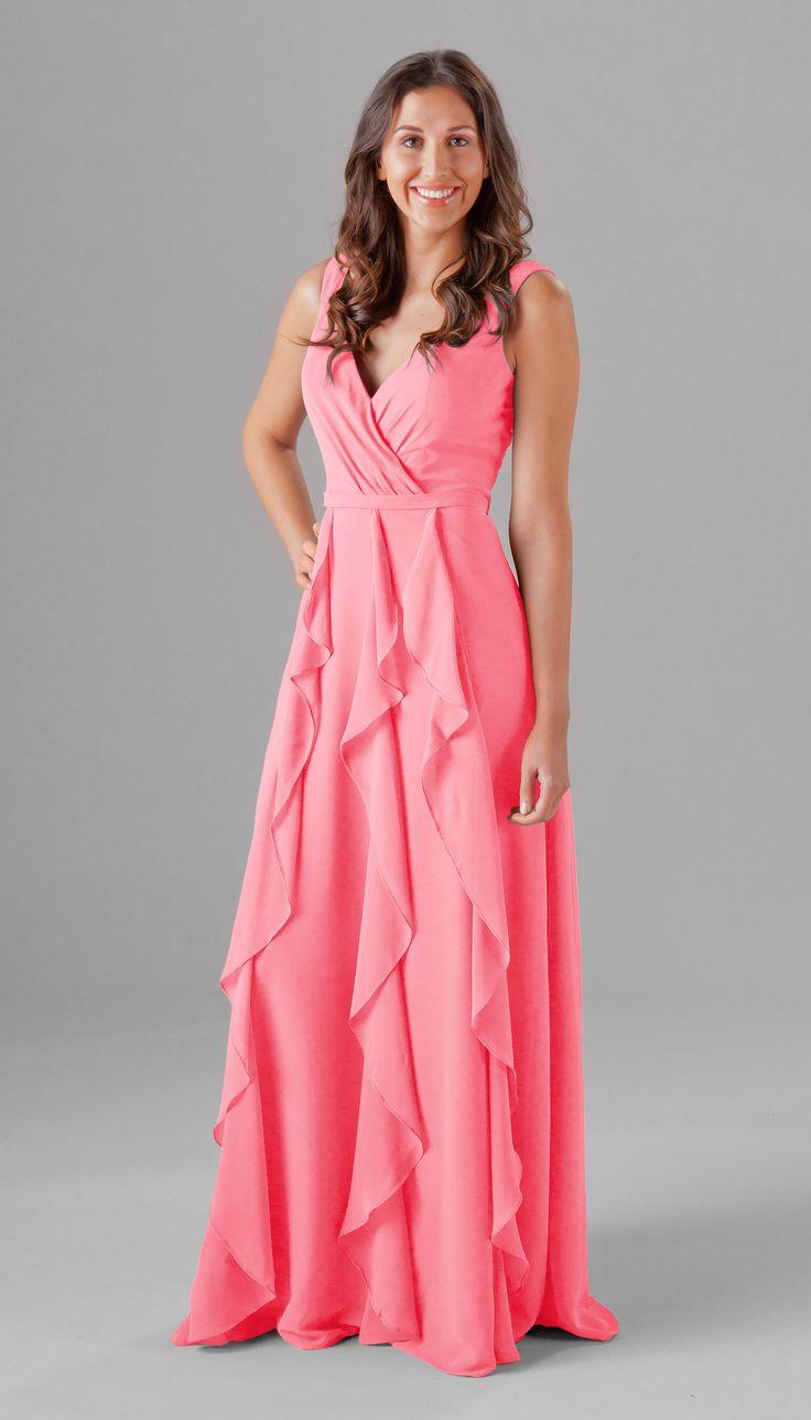 295 best chiffon bridesmaid dresses images on pinterest party everly summer weddingschiffon bridesmaid dressesrose ombrellifo Gallery