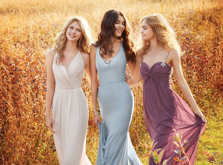 Hayley Paige Occasions Bridesmaids And Special Occasion Spring 2016 Collection by JLM Couture, Inc.