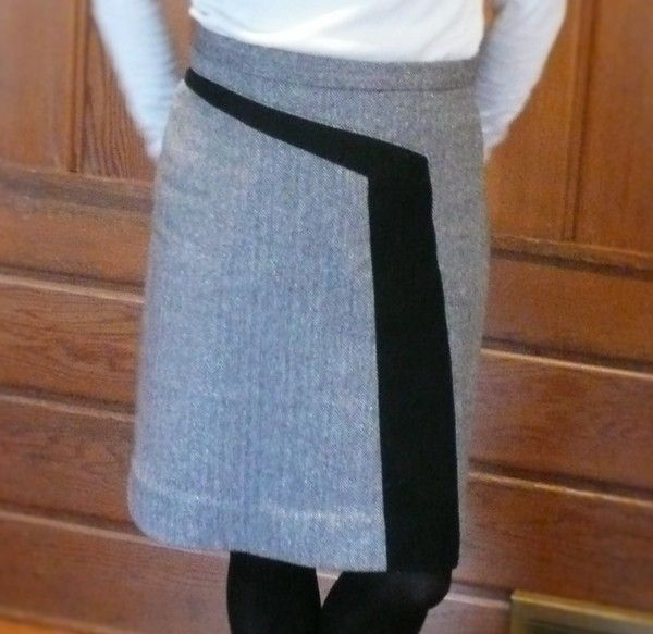 Sewing Patterns - Pattern Reviews for Muse Pattern - 1504 Tahi Skirt and Knit Shrug - Sewing & Sewing Pattern Reviews at PatternReview.com