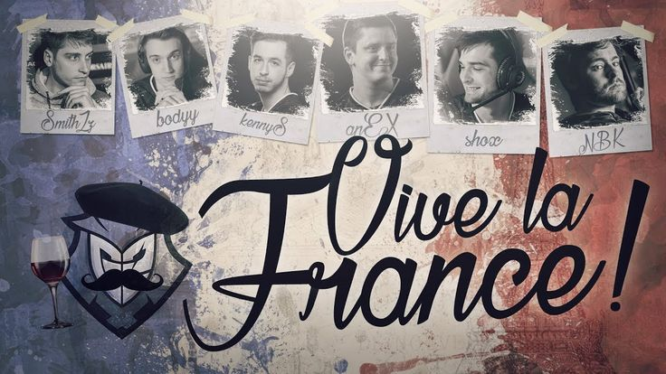 G2 Esports: Vive La France! shox kennyS and others offer their take on the French stereotypes! #games #globaloffensive #CSGO #counterstrike #hltv #CS #steam #Valve #djswat #CS16