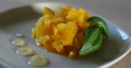 peperoni agrodolce