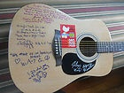Ibanez Acoustic Guitar -Woodstock Signed Ibanez Acoustic Guitar 4 Sets Lyrics Hendrix Dead Gravy Winters $1,295 For Details Go To: http://www.salesguitar.com/ibanez-acoustic-guitar/#