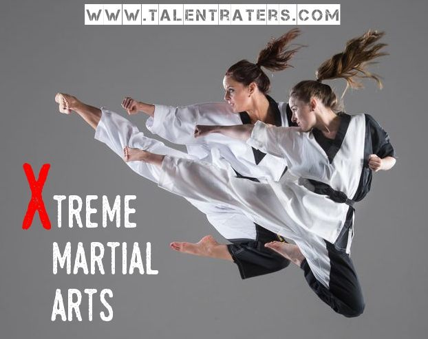 """Extreme Martial Arts"" #TalentRaters is an exclusive new platform for #Extreme #Martial #Arts that youngster truly love. Take the first step to giving this extraordinary gift to your LIFE today! Join www.talentraters.com today for free. #Talented #Youngster"