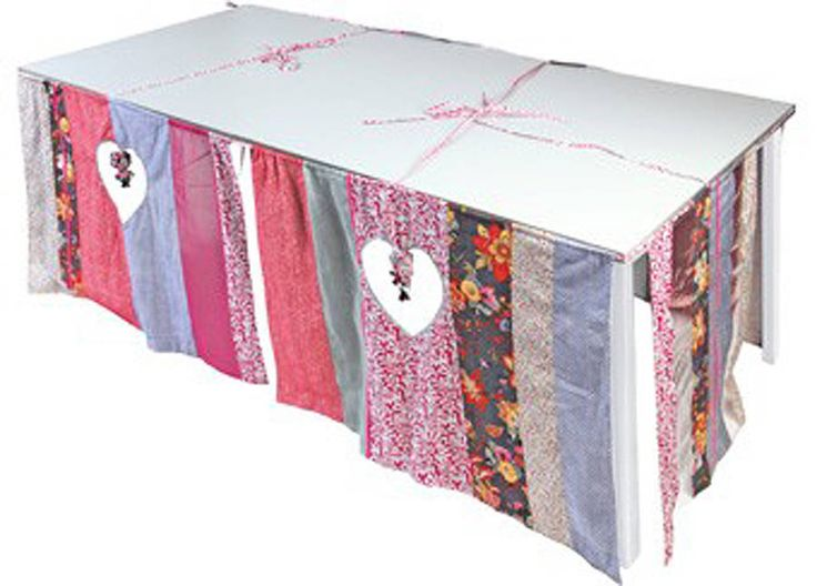 patchwork table tent love it!  sc 1 st  Pinterest & 66 best Play tents images on Pinterest | Quiet books Sewing ...