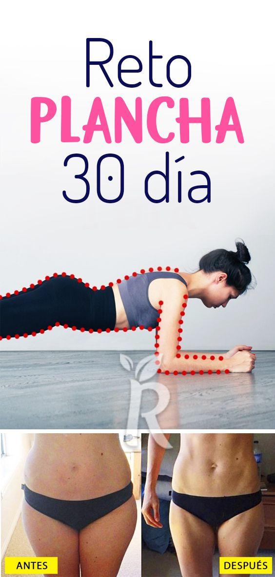 Tomé el reto de plancha por 30 días. He aquí los resultados
