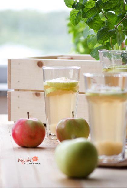 Kompot jabłkowy/ apple compote