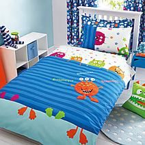 Monsters Bed Linen Collection