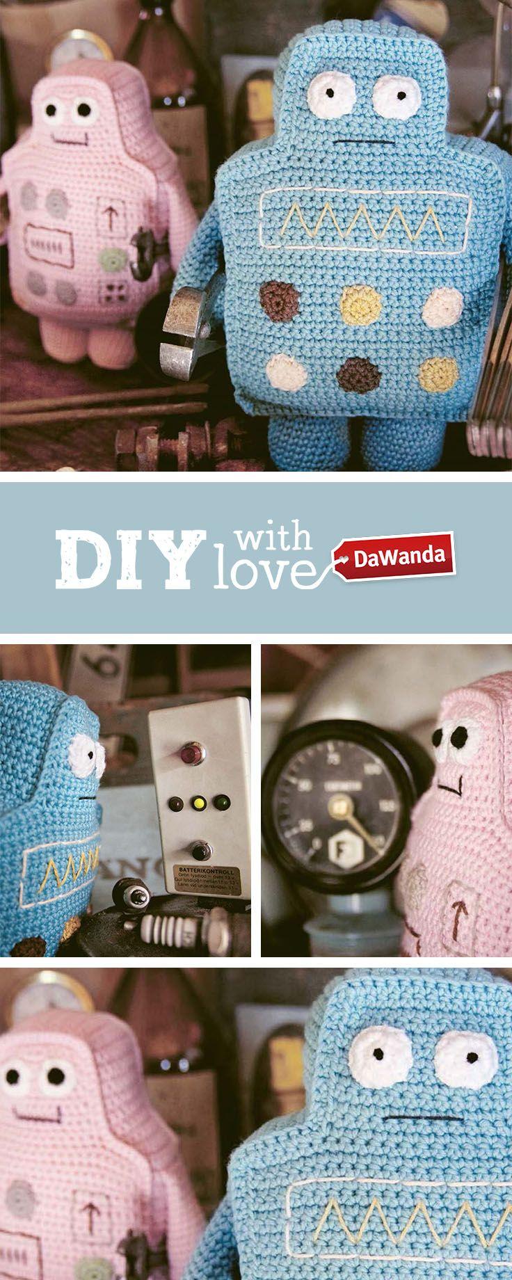 36 besten DIY Amigurumi / Crochet Bilder auf Pinterest | Diy häkeln ...