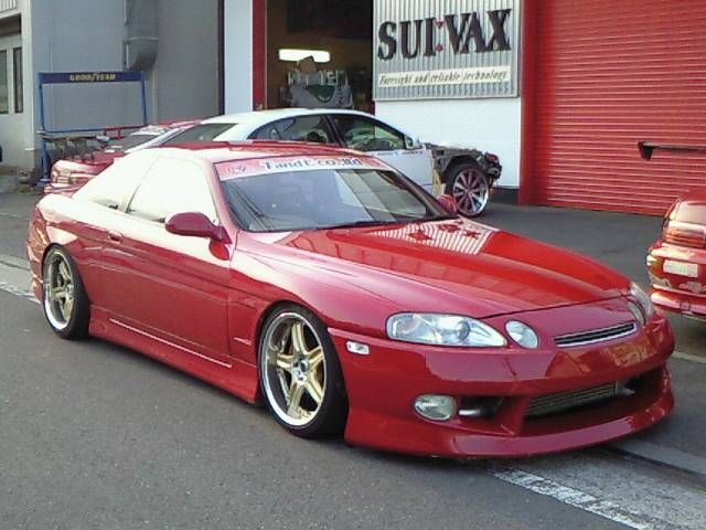 Best Tuner Cars >> I love that Toyota Soarer Vertex Kit. | Toyota | Cars, Tuner cars, Jdm cars