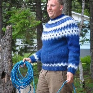 The fisherman Icelandic sweater